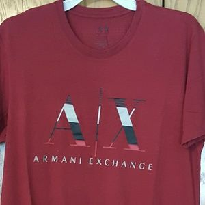 Men's Armani Exchange shirt